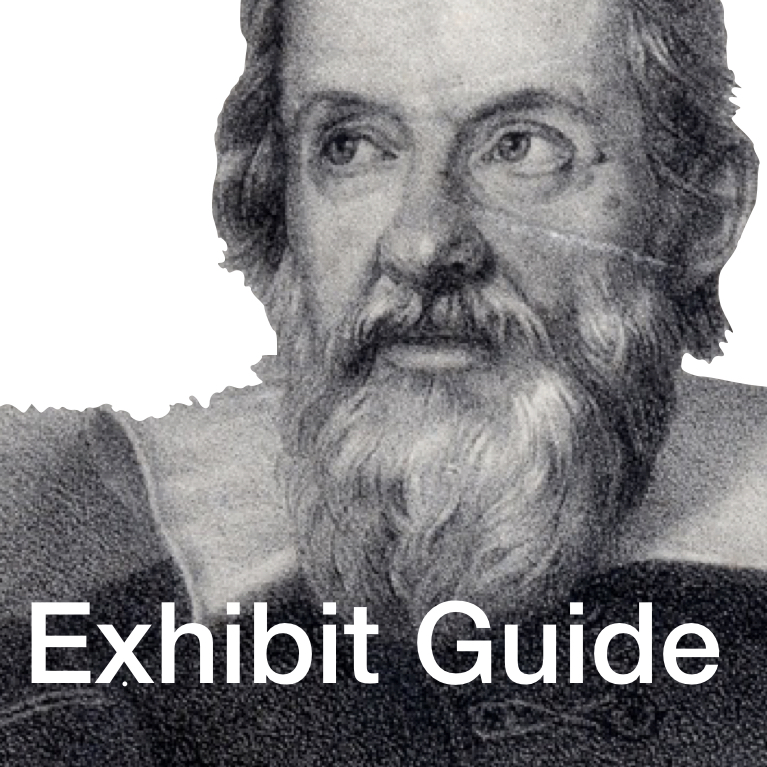 Galileo's World Exhibit Guide