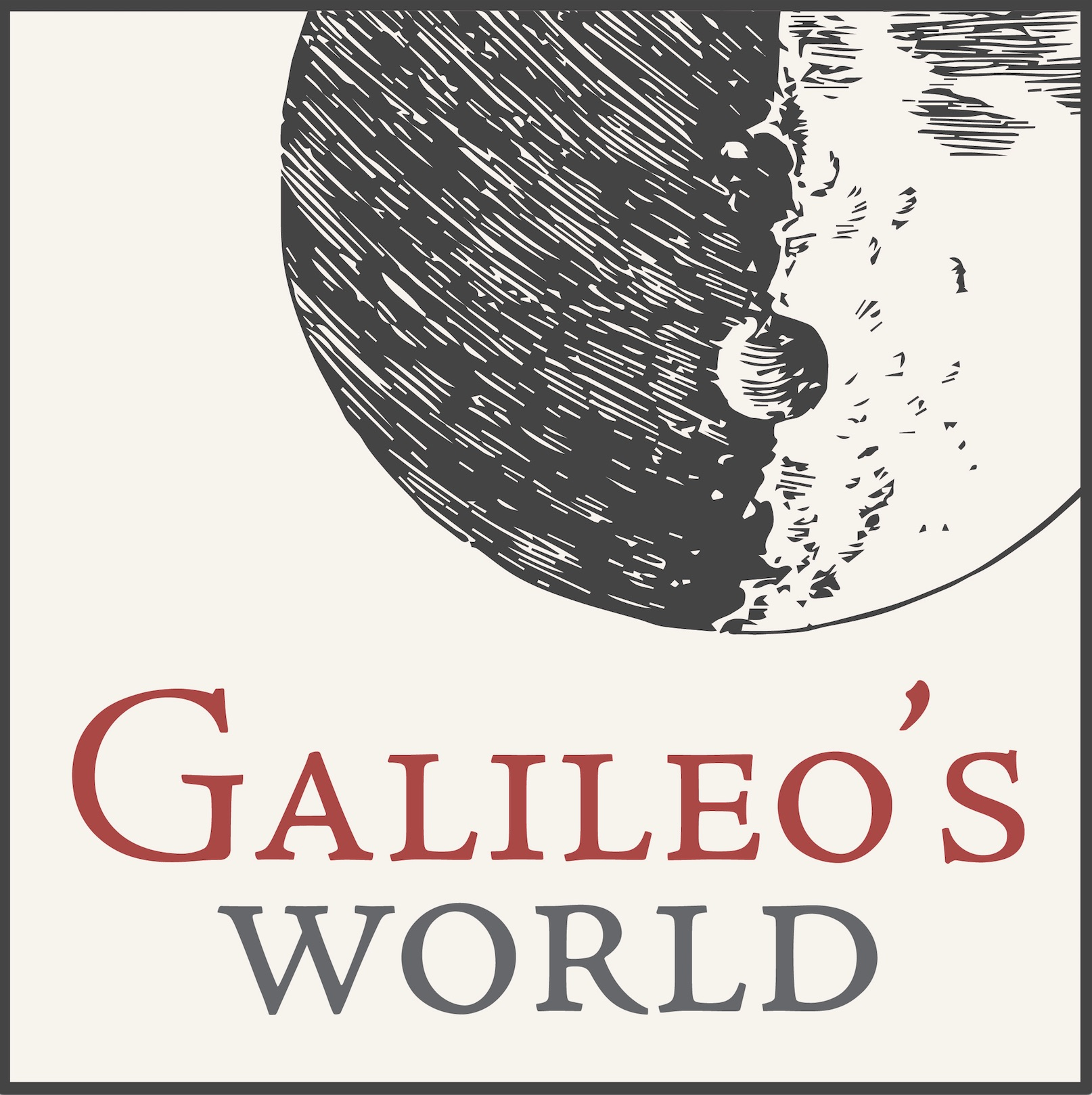 Galileo's World website logo