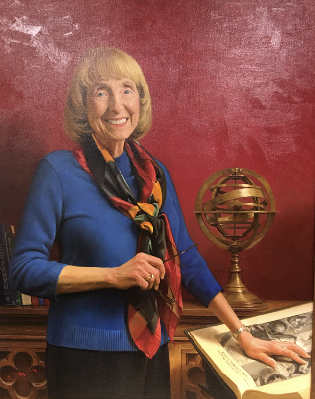 Marilyn Ogilvie (portrait by Mike Wimmer)