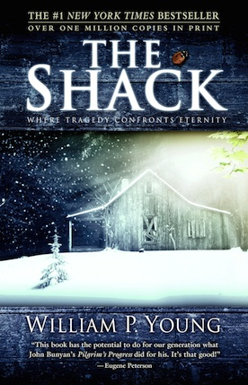 William Paul Young, The Shack (cover).