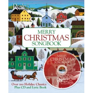 Readers Digest, Merry Christmas Songbook