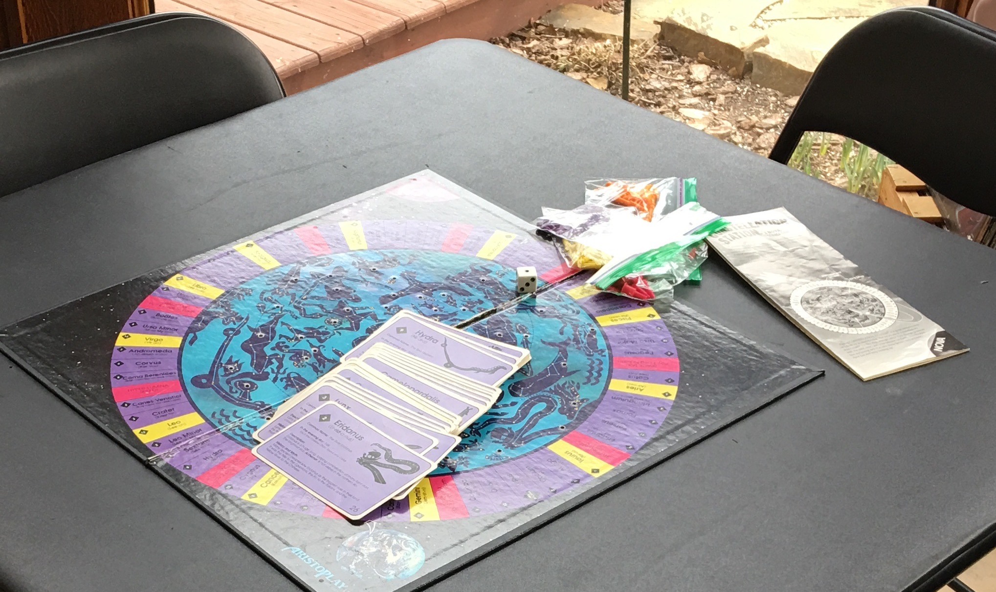 Constellation Station board game